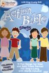 Product Image: Golden Books Music - Action Bible Songs