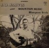 Product Image: J D Jarvis - Sings Mountain Music Bluegrass Style
