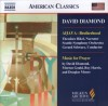 Product Image: David Diamond - AHAVA - Brotherhood