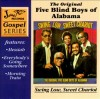 Product Image: Original Five Blind Boys Of Alabama - Swing Low, Sweet Chariot (re-issue)