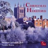 Product Image: Hereford Cathedral Choir, Geraint Bowen - Christmas From Hereford