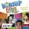 Product Image: LifeWay Kids - Worship KidStyle Children's Edition Spring 2008