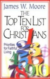 James W. Moore - The Top Ten List for Christians