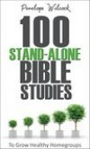 Penelope Wilcock - 100 Stand-Alone Bible Studies