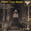 Product Image: D J Rees - Favourite Organ Melodies