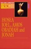 James E Sargent - Hosea, Joel, Amos, Obadiah, and Jonah