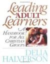 Delia Halverson - Leading adult learners