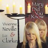 Product Image: Vivienne Neville & Liz Clarke - Mary Did You Know
