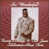 Product Image: Kenny Eldridge & The Jesus Celebration Mass Choir - So Wonderful!