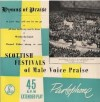 Product Image: Scottish Festivals Of Male Voice Praise - Hymns Of Praise
