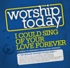 Product Image: Various - Worship Today: I Could Sing Of Your Love Forever