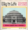 Product Image: Massed Way To Life Crusade Choirs - Way To Life Souvenir Record: Royal Albert Hall London