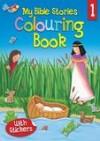 Juliet David & Lucy Barnard - My Bible Stories Colouring Book 1