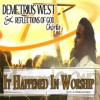 Product Image: Demetrius West & Reflections Of God Chorale - It Happened In Worship