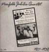 Product Image: Norfolk Jubilee Quartet - Norfolk Jubilee Quartet 1927-1938