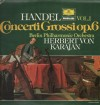George Frideric Handel, Berlin Philharmonic Orchestra, Herbert Von Karajan - Concerti Grossi Op 6
