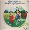 Product Image: The Fisherfolk - God Is For Me: Fisherfolk Sing Songs For Children