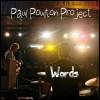 Paul Poulton Project - Words