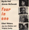 Product Image: Myrtle Hall, Jimmie McDonald, Ethel Waters, Joe Ann Shelton And Virginia Seelig - Four In One