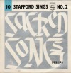 Product Image: Jo Stafford - Jo Stafford Sings Sacred Songs No 2