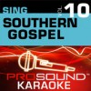 Product Image: ProSound Karaoke Band - Sing Southern Gospel Vol 10