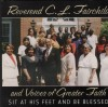 Product Image: Rev C L Fairchild & The Voices Of Greater Faith - Sit At His Feet And Be Blessed