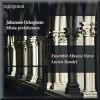 Product Image: Johannes Ockeghem, Ensemble Musica Nova, Lucien Kandel - Missa Prolationum