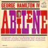 Product Image: George Hamilton IV - Abilene
