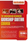 Product Image: Musicademy - Worship Guitar Course: Beginners Vol 1