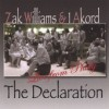 Product Image: Zak Williams & 1Akord - The Declaration: Live From Philly