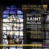 Product Image: Benjamin Britten, The Choir of King's College, Cambridge, Britten Sinfonia, Step - Saint Nicolas