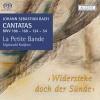 Product Image: Johann Sebastian Bach, La Petite Bande, Sigiswald Kuijken - Cantatas Vol 17: BWV 186-168-134-54