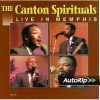 Product Image: Canton Spirituals - Live In Memphis