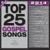Product Image: Various - Top 25 Gospel Songs 2014