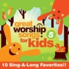 Product Image: Great Worship Songs For Kids - Great Worship Songs For Kids 5