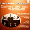 Product Image: Galatian Singers - Sing Spiritual, Gospel, Sacred And Religious Songs For The Whole Family