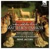 Product Image: Johann Sebastian Bach, Rene Jacobs - Matthaus Passion