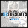 Product Image: Doc Jones - #52Tuesdays: The First Half