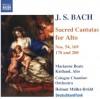 Product Image: J S Bach, Marianne Beate Kielland - Sacred Cantatas For Alto
