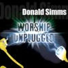 Product Image: Donald Simms - Worship Unplugged