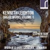 Product Image: Kenneth Leighton, Stephen Farr - Kenneth Leighton Organ Works Vol 1