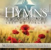 Various - Hymns Of Remembrance: Lest We Forget