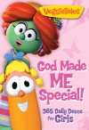 Product Image: VeggieTales - VeggieTales: God Made Me Special! 365 Daily Devos For Girls