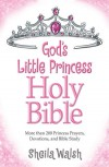 Product Image: Sheila Walsh - God's Little Princess Bible