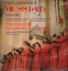 Product Image: Choir Of Guildford Cathedral, Valerie Masterson, Gillian Knight, Anthony Johnson - Highlights From Messiah (Handel)