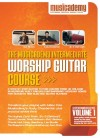 Musicademy - Worship Guitar Course: Intermediate Vol 1