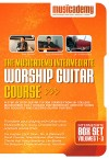 Product Image: Musicademy - Worship Guitar Course: Intermediate Box Set Vols 1-3
