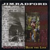 Product Image: Jim Radford - Draw The Line/Blur The Line