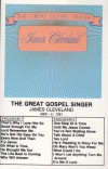 Rev James Cleveland - The Great Gospel Singer