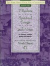 Product Image: Mark Hayes - 7 Psalms & Spiritual Songs For Solo Voice